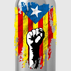 catalunya power Shirts - Water Bottle