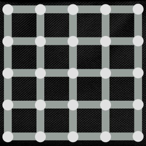 Optical illusion, Find the black dot! Tee shirts - Sac à dos Enfant