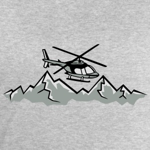 Mountain rescue plane emergency mountain rescue se T-Shirts - Men's Sweatshirt by Stanley & Stella