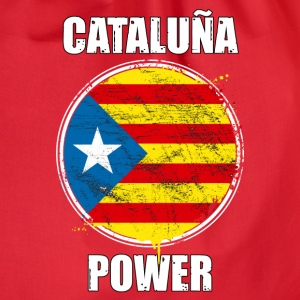 cataluña power 02 Tee shirts - Sac de sport léger