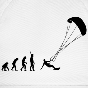 Evolution kite surfing T-shirts - Basebollkeps
