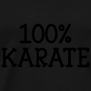 100% Karate Sweats - T-shirt Premium Homme