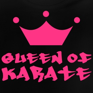 Queen of Karate Camisetas - Camiseta bebé
