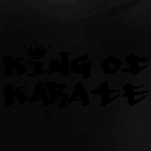 King of Karate T-shirts - Baby-T-shirt