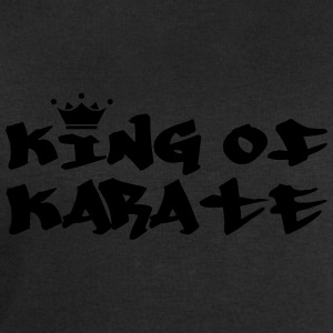 King of Karate Flessen & bekers - Mannen sweatshirt van Stanley & Stella