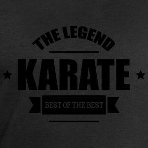 Karate The Legend T-shirts - Mannen sweatshirt van Stanley & Stella