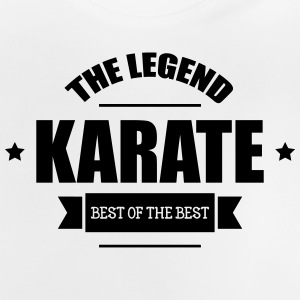 Karate The Legend Shirts - Baby T-shirt