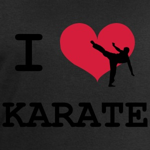 I Love Karate Tee shirts - Sweat-shirt Homme Stanley & Stella