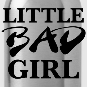 Little bad girl T-Shirts - Trinkflasche