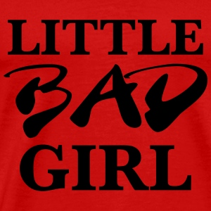 Little bad girl Skjorter med lange armer - Premium T-skjorte for menn