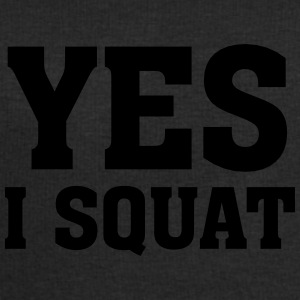 Yes I Squat Tee shirts - Sweat-shirt Homme Stanley & Stella
