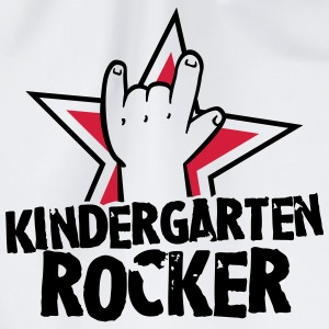 Kindergarten Rocker T-Shirts - Turnbeutel