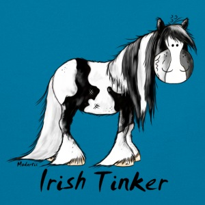 Gypsy Cob - Irish Cob – Pinto – Cheval Tee shirts - Sweat-shirt contraste
