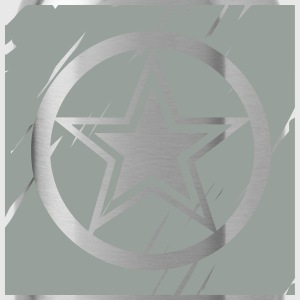 STAR CIRCLE VECTOR T-Shirts - Water Bottle