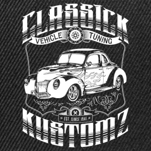 Hot Rod - Classick Kustomz (white) Pullover & Hoodies - Snapback Cap