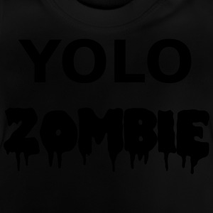 Yolo Zombie T-shirts - Baby T-shirt