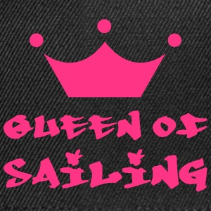 Queen of Sailing T-skjorter - Snapback-caps