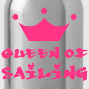 Queen of Sailing T-Shirts - Trinkflasche