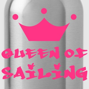 Queen of Sailing Felpe - Borraccia