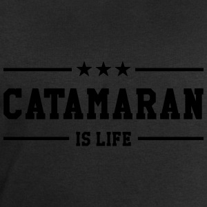 Catamaran is life Skjorter - Sweatshirts for menn fra Stanley & Stella