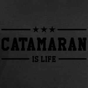 Catamaran is life Shirts - Men's Sweatshirt by Stanley & Stella