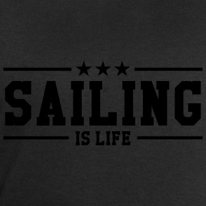 Sailing is life T-Shirts - Men's Sweatshirt by Stanley & Stella
