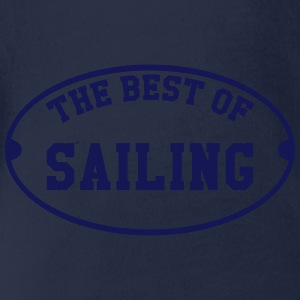 The Best of Sailing Shirts - Organic Short-sleeved Baby Bodysuit
