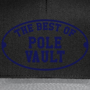 The Best of Pole Vault Shirts - Snapback Cap