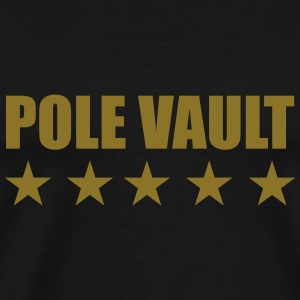 Pole Vault Hoodies - Men's Premium T-Shirt