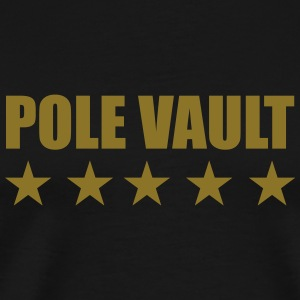 Pole Vault Bottles & Mugs - Men's Premium T-Shirt
