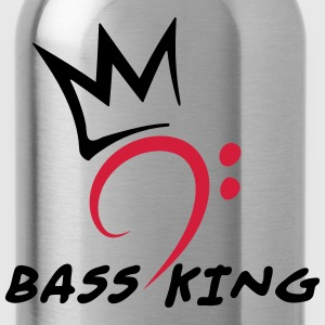 Bass King Sudaderas - Cantimplora