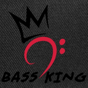 Bass King Gensere - Snapback-caps