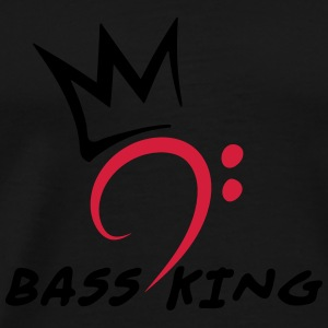 Bass King Manches longues - T-shirt Premium Homme
