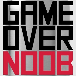 Game Over Noob T-shirts - Drikkeflaske