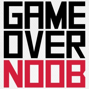 Game Over Noob Tee shirts - Casquette classique