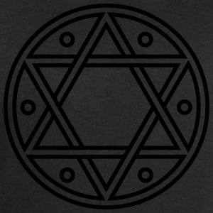 ✡ Hexagram, Magic, Merkaba, David Star, Solomon Long sleeve shirts - Men's Sweatshirt by Stanley & Stella