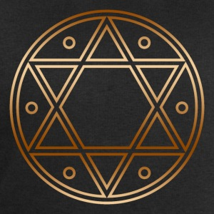 Seal of Solomon, Magic Sigil, hexagram, symbol T-Shirts - Men's Sweatshirt by Stanley & Stella