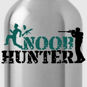 Noob Hunter Army Logo T-shirts - Drikkeflaske