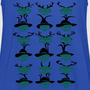 deerskull Hoodies & Sweatshirts - Women's Tank Top by Bella
