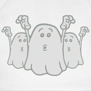 3 terrifying little naughty ghosts team T-Shirts - Baseball Cap