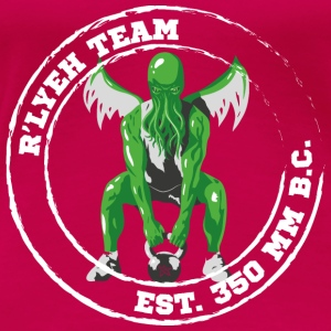 R'Lyeh Team - Women's Premium T-Shirt