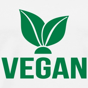 Vegan Long Sleeve Shirts - Men's Premium T-Shirt
