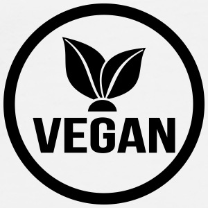 Vegans Bottles & Mugs - Men's Premium T-Shirt