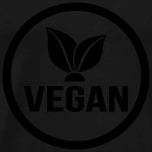 Vegans Tops - Men's Premium T-Shirt