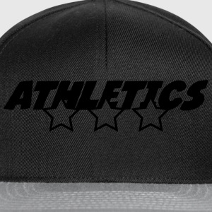 Athletics Tee shirts - Casquette snapback