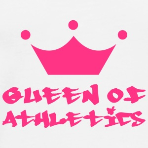 Queen of Athletics Botellas y tazas - Camiseta premium hombre