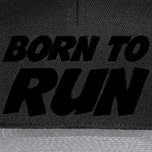 Born to run Athletics  Koszulki - Czapka typu snapback