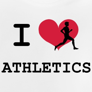 I Love Athletics  Shirts - Baby T-Shirt