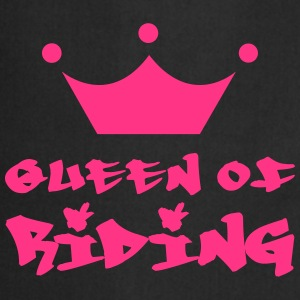 Queen of Riding Tee shirts - Tablier de cuisine