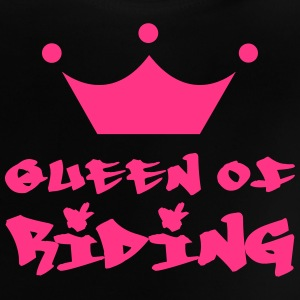 Queen of Riding Tee shirts - T-shirt Bébé